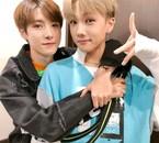 Renjun and Jisung
