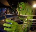hulk musee de cire a londres