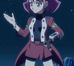 Taiyou Hikari avec l'uniforme de la Rébellion