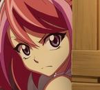 Taiyou Hikari espionnant quelqu'un