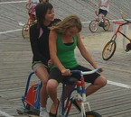 Beistho & Moi à La Mer ( L )