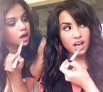Demi lovato et Selena Gomez