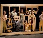 Cirque Plume- La troupe
