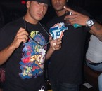 DJ King SamS and Booba chillin' in Miami boy !!