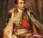 L'Empereur en costume de roi d'Italie.