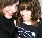 2 filles geniales...