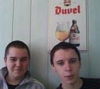max(a droite alias dieter bohlen) et moi(alias thomas anders