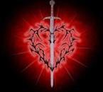 Une épée dans le coeur