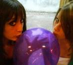 Mwa & ma couzZ Célia <3