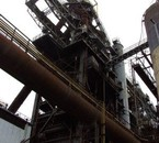 La sidérurgie en Lorraine