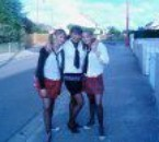 Moii , Wendy & Marie à La Cavaalcade =D