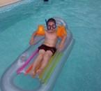 trankil ds la piscine