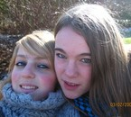 Sophie et moi!