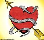 un coeur amoureux