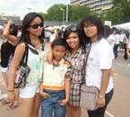 Julie,Moi,Shella & Emilie <3