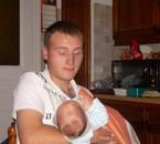mon adorable neveu et moi
