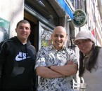 Mehdi, Nass & moi