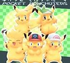 Les Pikachus de la team