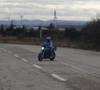 La moto, c'est top!