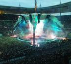 concert de U2 au stade de france le 11 juillet 2009