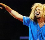 Sammy Hagar : Chanteur