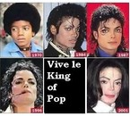 Three cheers for The King Of Pop Michael Jackson