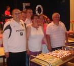 mes parents, freres et soeur pour les 50ans de ma maman