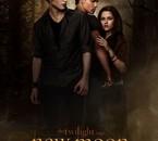 jacquette du DVD 2 de Twilight