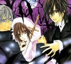 Zero, Yuki et Kaname
