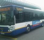 Irisbus Citelis 18 du réseau Tisseo (Toulouse)