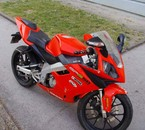 DERBI GPR RED FACTION