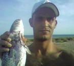 Pendant une sortie de pêche