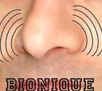 Mon nez bionique