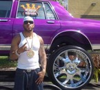 Flo rida and car