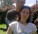 une copine et son homme