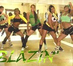 BLAZIN' JAMAICAN STYLE