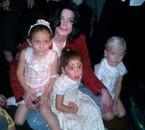 Paris, Michael, Prince & Amie