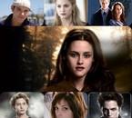 Bella et les Cullen