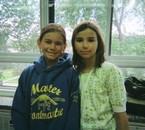 des amies qui étais dans ma classe de 6e année
