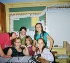 L'autre prof de 6e année et des amies