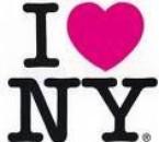 i ♥ Neω-York .