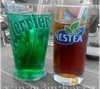Menthe à l'eau & Ice Tea ^^