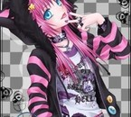 "Pink/Punk Princess"" ! x3"