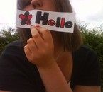Hello :P
