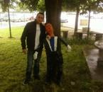 Avec Tony