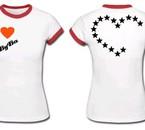 tee shirt femmes claV1
