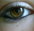 My eyes,  Beautiful no ?