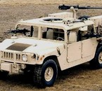 un beau véhicule de combat