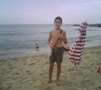 a la plage de la tunisie souse