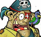 le festi-pirate du festivital (dernier samedi de juillet )